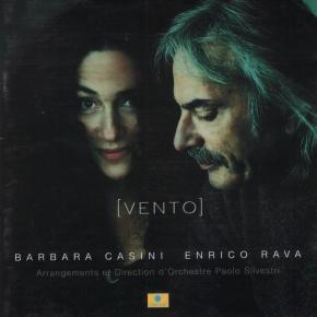Chanteuse brésitalienne avec trompette et orchestre : Vento de Barbara Casini et EnricoRava