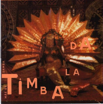 Timbalada - mae de samba