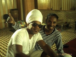Le Lavage de la Madeleine avec Carlinhos Brown