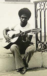 Ederaldo Gentil, la perle fine du samba deBahia