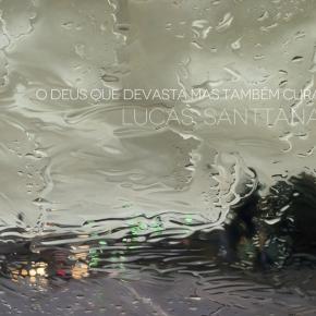 La Pochette du prochain album de LucasSanttana