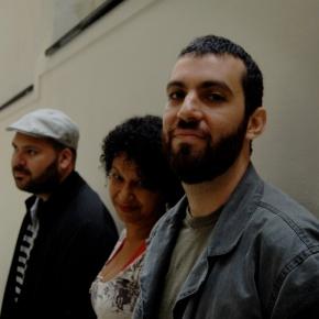 Le Trio Metá Metá au grand complet pour notreentretien