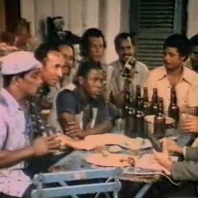 Partideiros, le samba de partido alto par ses acteurs : un documentaire de1978