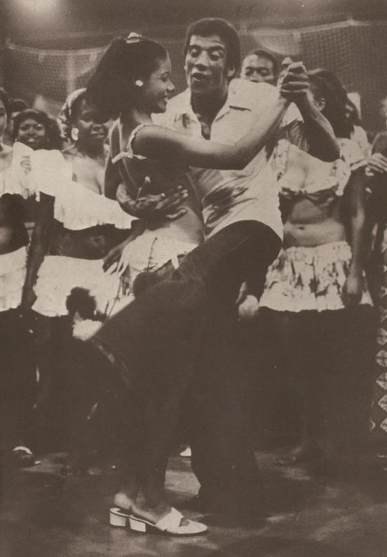 Jorge Ben danse