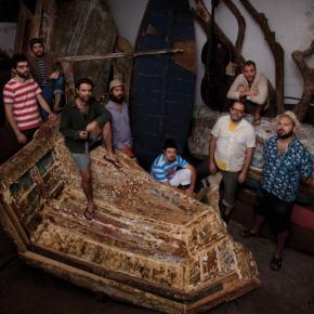«Princesa do Mar», un avant-goût de la Bahia Fantastica de RodrigoCampos