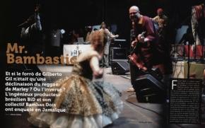 Mr. Bambastic : BiD et Bambas Dois dansVibrations
