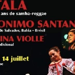 Gerônimo et Batala à Paris : 4 places àgagner