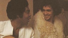 Caetano et Gil (2/2) : «Caetano, venha ver o preto que você gosta»