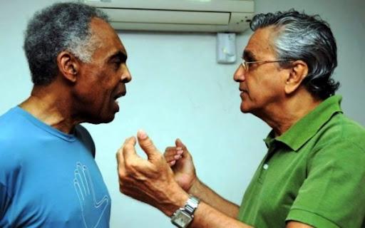 Gil e Caetano 2000?