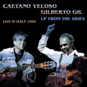 Caetano et Gil (1/2) : seuls sur scène en1994