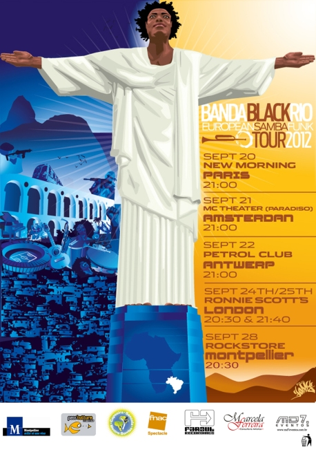 BBR Tour 2012