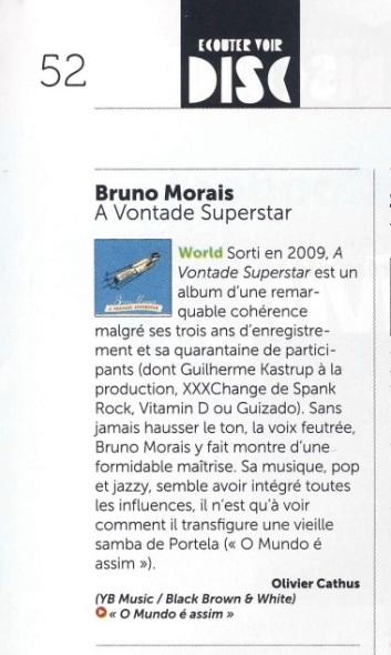 Bruno Morais a vontade superstar