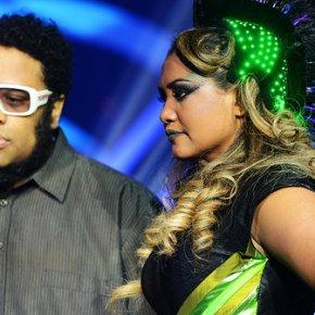 Les Lauréats des VMB Awards2012