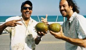 Le «Surfista Solitário», Gabriel O Pensador et JorgeBen