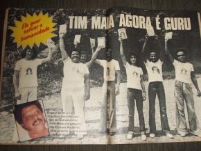 Tim Maia, René Descartes et la glande pinéale (Tim Maia Racional3/3)