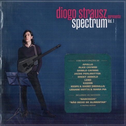 Diogo Strausz spectrum vol. 1