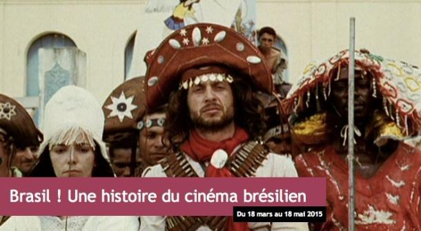 Histoire cinéma brésilien