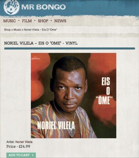 Noriel @ Mr. Bongo