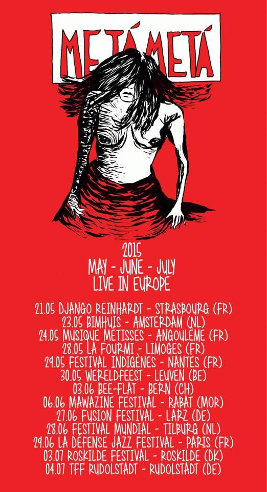 Meta Meta live europe 2015