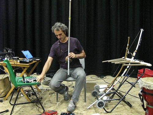 Ramiro et machines