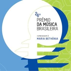 Maria Bethânia et les Vainqueurs du 26° Prêmio da MúsicaBrasileira