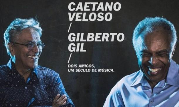 Caetano Gil Século de musica