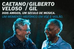 Un Siècle de Musique, la tournée de Caetano Veloso et GilbertoGil