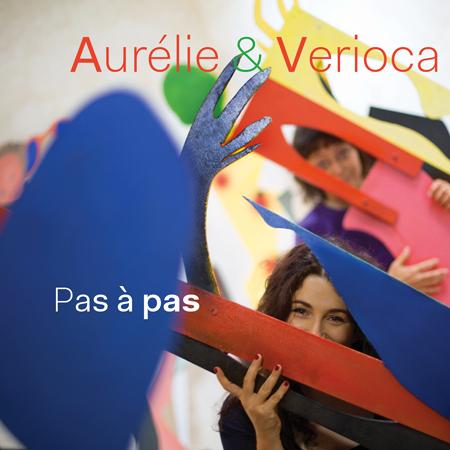 Aurélie et Verioca pas à pas
