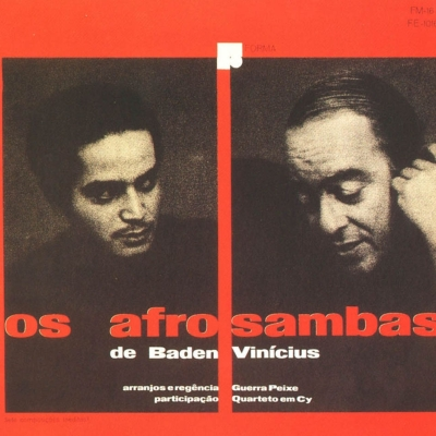 Baden Vinicius Os Afro-Sambas