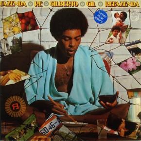 Un inédit censuré du Refazenda de Gilberto Gil?