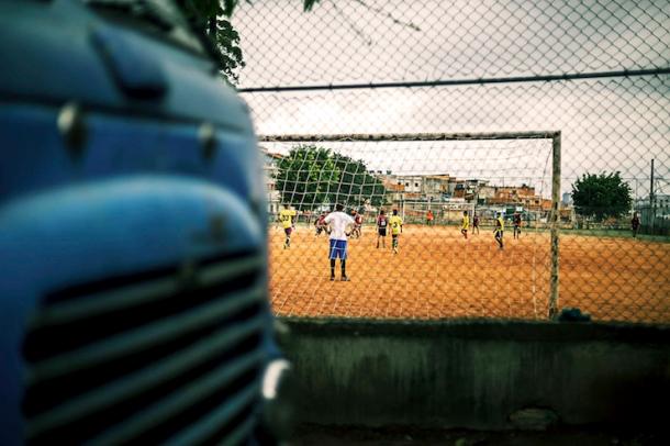 Periferias de São Paulo – Jardim Fernandes