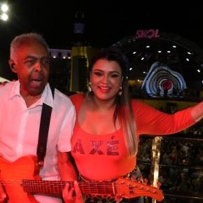 Impressions du Carnaval de Salvador (3) : samba et rencontre detrios